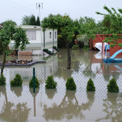 PhotoStory: Floods in Poland