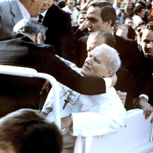 Pope recalls 40th anniversary of attack on Saint Pope John Paul II