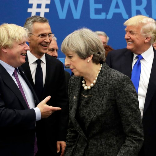 Donald Trump indicates Boris Johnson as his preferred Conservative leadership candidate