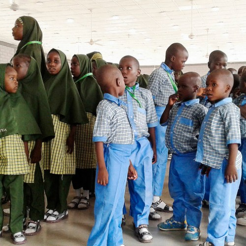 900 children involved in fight against Boko Haram freed by pro-government militias in Nigeria