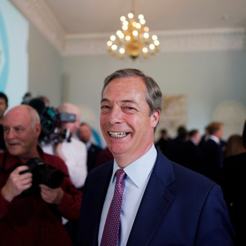 European Parliament to investigate Nigel Farage on expenses funded by Arron Banks