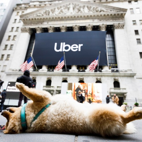 Uber launches IPO