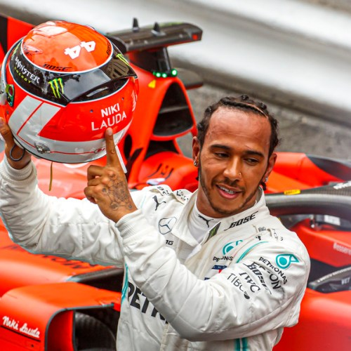 Lewis Hamilton wins Monaco GP, dedicates it to Niki Lauda