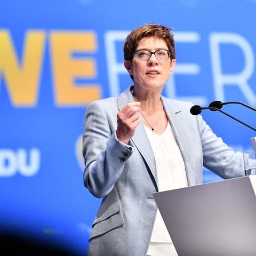 Europe Votes: Germany's CDU says Weber should lead EU Commission