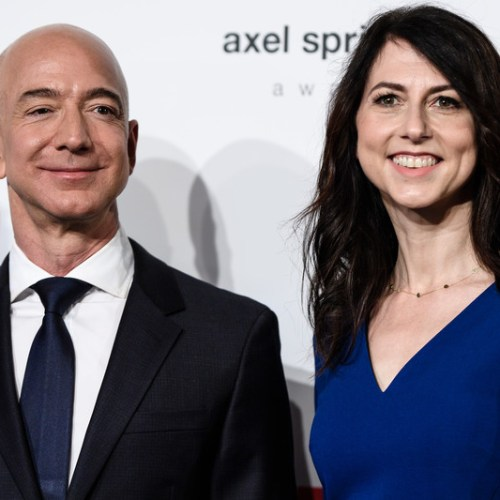 The ex-wife of Amazon boss to give half her fortune of $37bn to charity