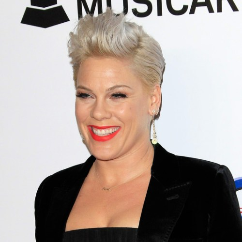 Singer Pink reveals she had a miscarriage at 17