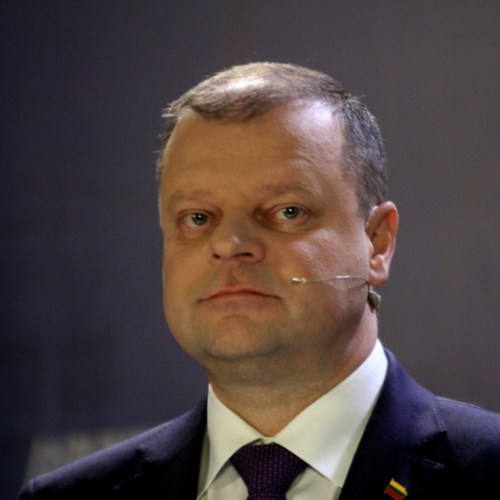 Lithuanian PM Skvernelis  to step down