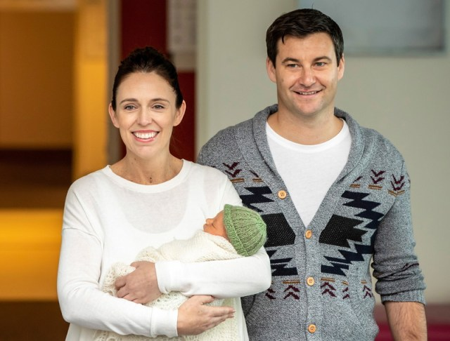 New Zealand Prime Minister Jacinda Ardern engaged to long-term partner Clarke Gayford