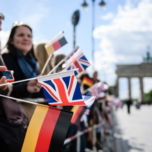 Germans prefer living in Austria and the UK