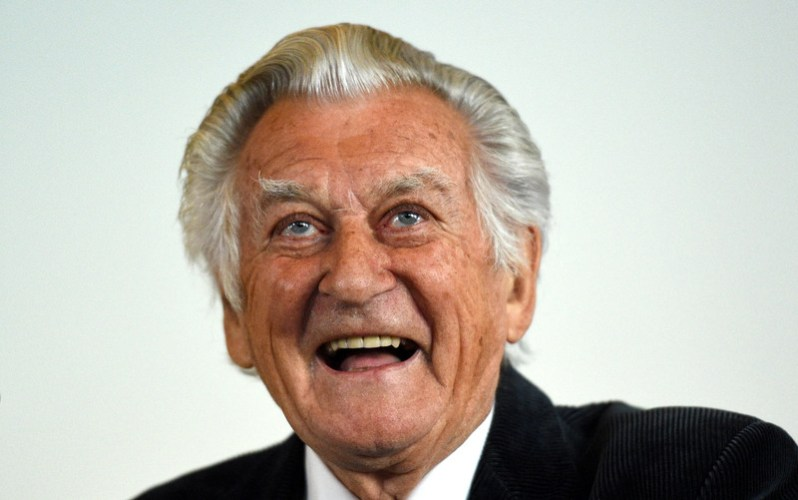 Former Australia Prime Minister Bob Hawke has died
