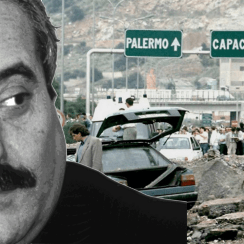 On this day, in 1992, Giovanni Falcone was killed in Capaci's tragedy