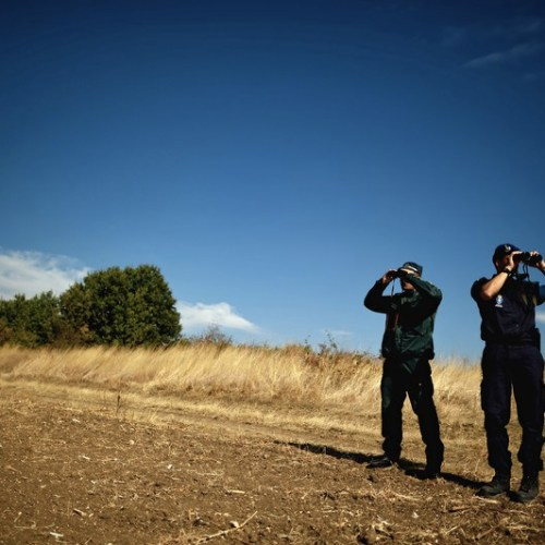 Frontex border agency deployed for the first time outside the EU