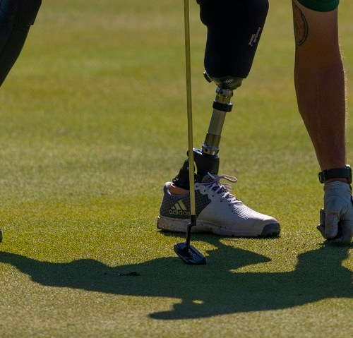 Disabled Golf Open underway in South Africa