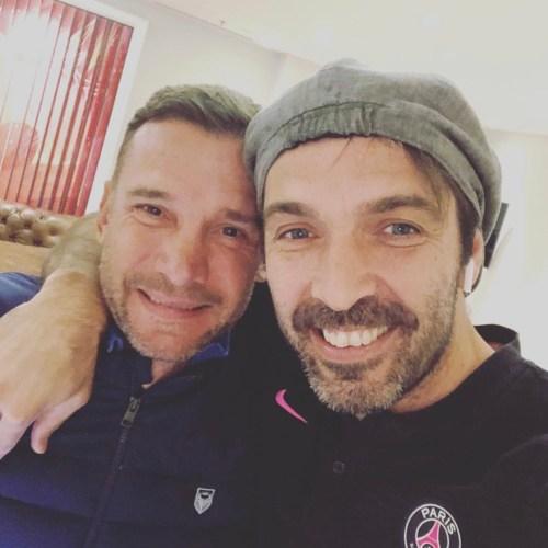 """""""Despite the 'pain' you caused me, I forgive you"""" – Gianluigi Buffon to Andriy Shevchenko"""
