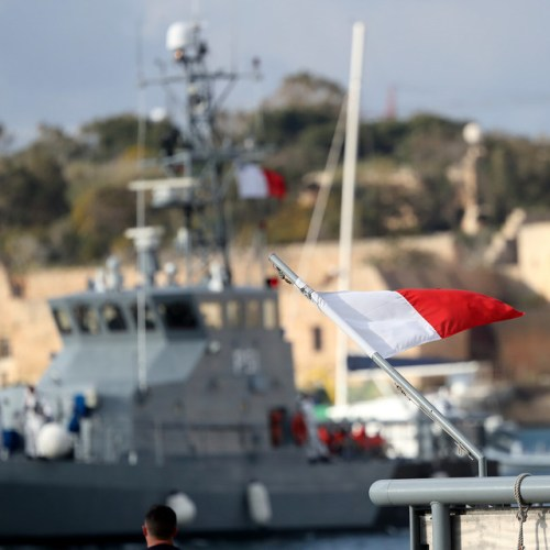 Malta rescues 216 persons