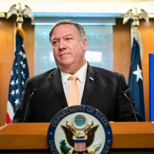 US Secretary of State cuts short European visit