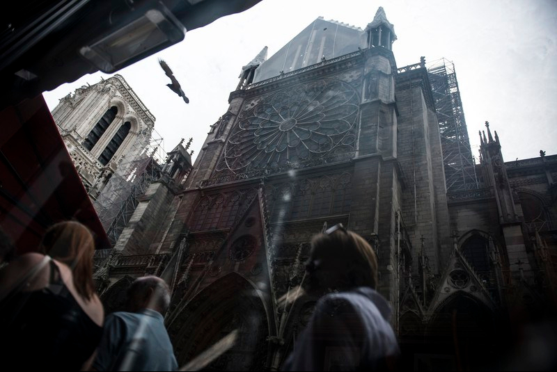 Reconstruction of Notre-Dame Cathedral in Paris can finally begin