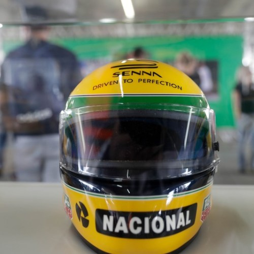 Photostory: Exhibition for the 25th anniversary of Senna's death