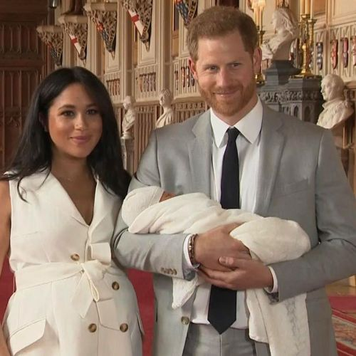 Duke and Duchess of Sussex to take Archie with them on official visit to South Africa