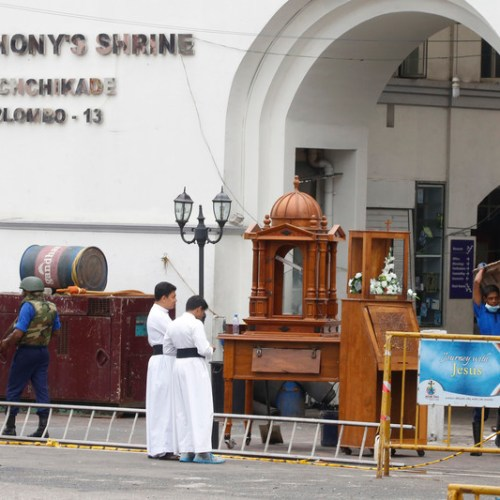 For a second consecutive week… churches in Sri Lanka cancel Sunday mass