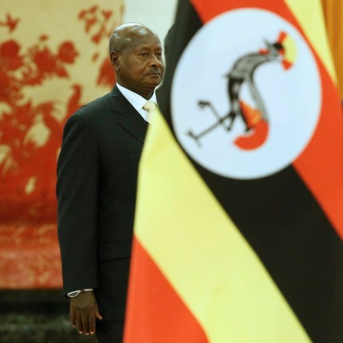 Germany withholds funds from Uganda