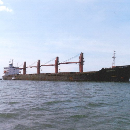 U.S. seizes North Korean ship