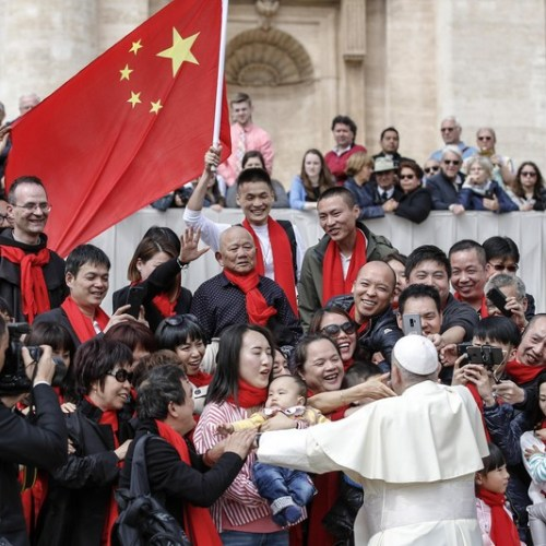 Tension between the Vatican and China