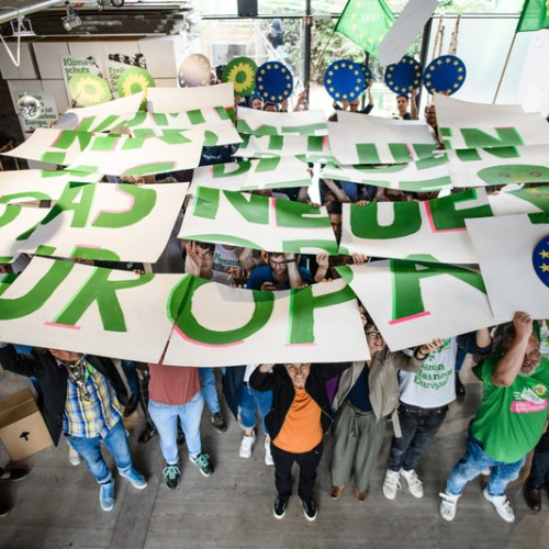 How first time voters and youths pushed Germany towards green