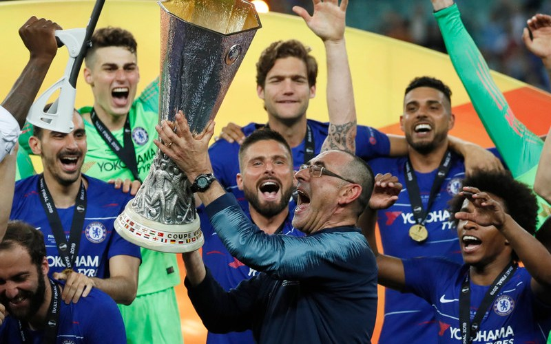 Sarri set to become Juventus new manager