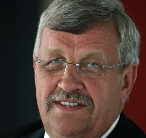 Investigations underway as German regional council president shot dead at home