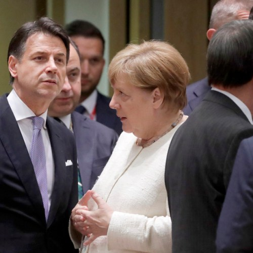 UPDATED: EU leaders fail to agree over top jobs at Brussels summit