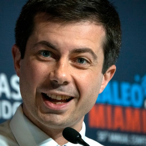 Pete Buttigieg criticised on fatal shooting by police in South Bend