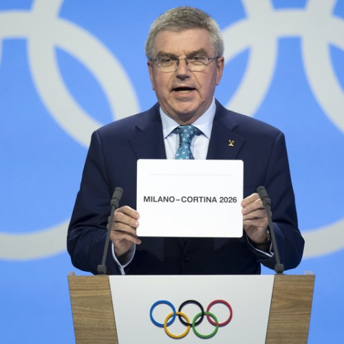 Milan-Cortina beats Stockholm-Aare to host the 2026 Winter Olympics
