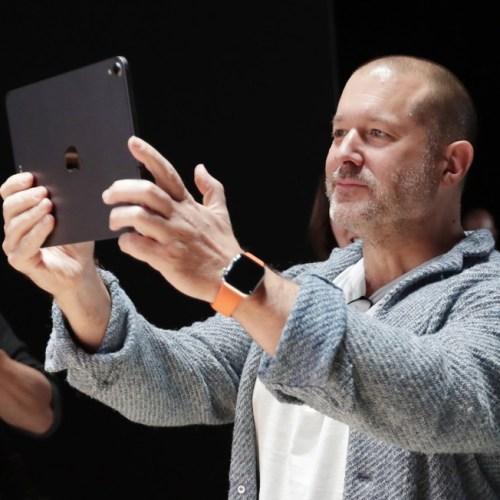 Apple chief designer Jony Ive to leave the company
