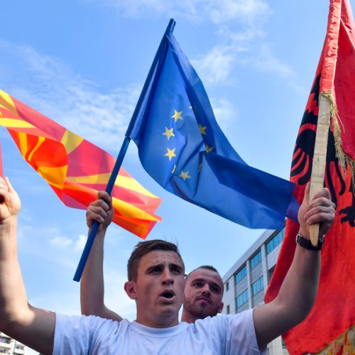 EU delays accession talks with N. Macedonia and Albania