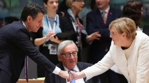 EU leaders meet for European Council summit