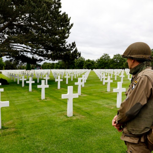 The Queen to lead commemoration of the 75th anniversary of D-Day