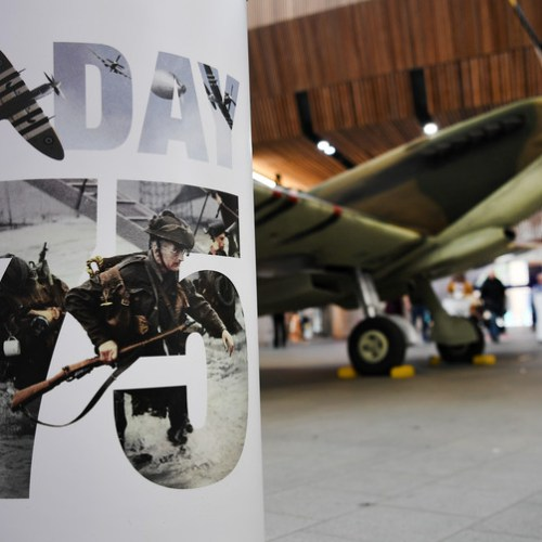 UK prepares to host veterans and world leaders for unprecedented D-Day commemorations