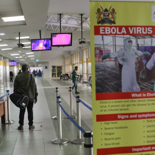 WHO considering declaring a global health emergency because of Ebola in Uganda and Congo