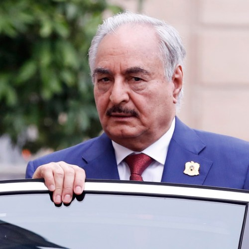 Lawsuit filed in a US court accusing Haftar with war crimes