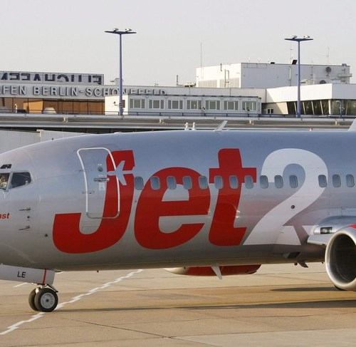 """Drunk woman arrested in Stansted after allegedly """"rushing to cockpit"""" of Jet2 aircraft, sparking fears of hijack incident"""