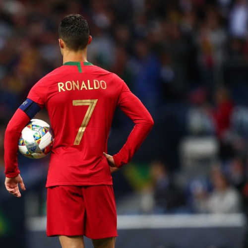 Cristiano Ronaldo's hat-trick gives Portugal a final spot in UEFA's Nations League this Sunday