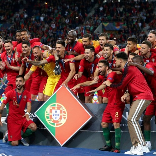 Portugal win first UEFA Nations League