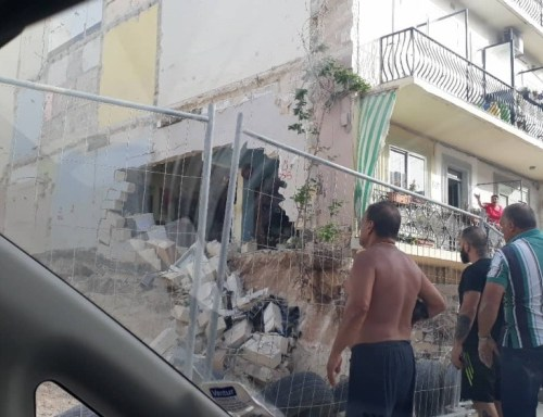 Malta: Third-party wall collapses in yet another construction site incident (Updated)