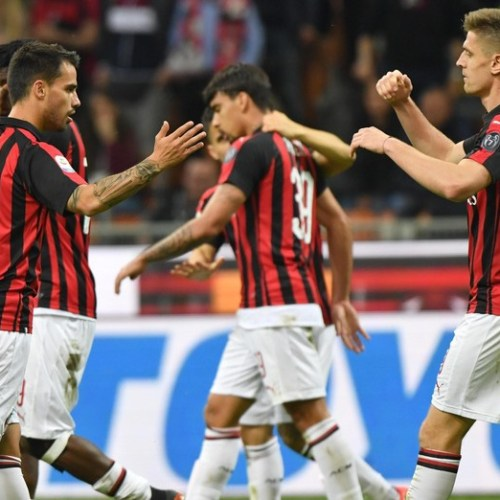 AC Milan strikes deal with UEFA to serve one-year ban from European competitions after being found guilty of breaking spending rules between 2015 and 2017