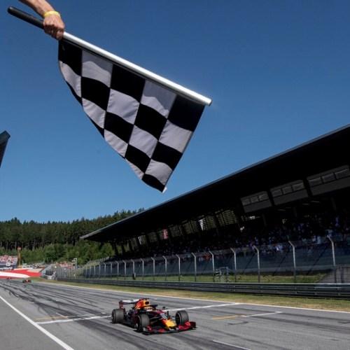 Verstappen won Austrian Grand Prix
