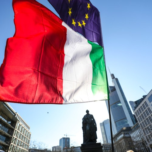 EU Commission says Italy is in breach of EU fiscal rules