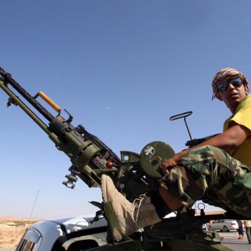 Haftar threatens to arrest Turkish citizens in Libya