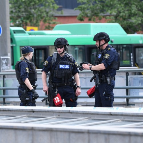 Sweden looks at allowing police to spy on suspected gangs to tackle gun violence