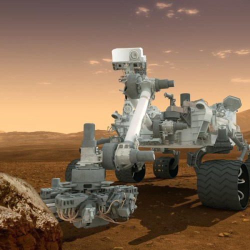 One can now watch NASA build Its next Mars Rover live